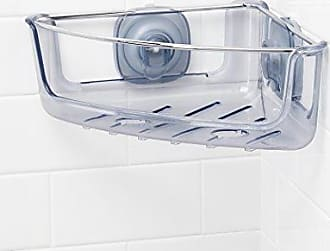 Oxo Secures to Walls Using Sturdy, Phthalate-Free Stronghold Suction Cups Bathroom Accessories