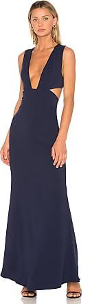 NBD Yani Gown in Blue