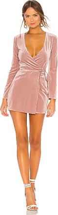 Privacy Please Allison Mini Dress in Mauve