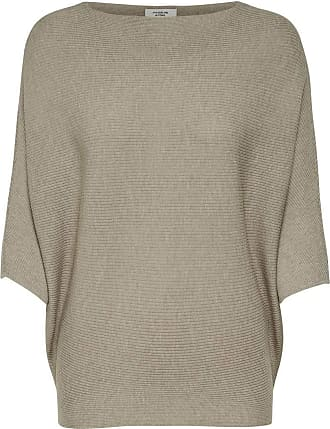 Jacqueline de Yong Womens JDYNEW Behave BATSLEEVE PULLOV. KNT NOOS Sweater, Simply Taupe 2, XS
