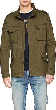 Only & Sons Mens Onsasker M65 Jacket OTW Re, Green (Olive Night Olive Night), Medium