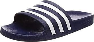 huge discount aeebb fda0d adidas Adidas Adilette Aqua Zapatos de playa y piscina Unisex adulto, Azul  (Azul 000