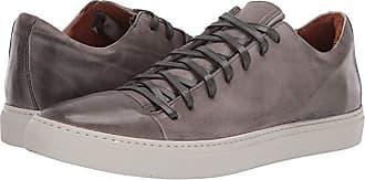 John Varvatos Reed Low Top Sneaker (Smoke) Mens Shoes