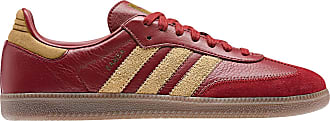 adidas Originals adidas Samba OG FT Shoes Burgundy
