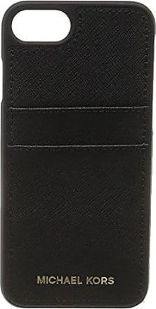Michael Kors Phn Cover W Pkt 7 LTR, black