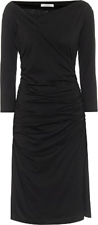 Dorothee Schumacher Fascinating Drapes ruched cotton-blend midi dress