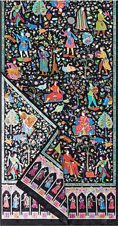 Roeckl Aegyptische Leute 45x170 45x170 - black jewel - 45x170