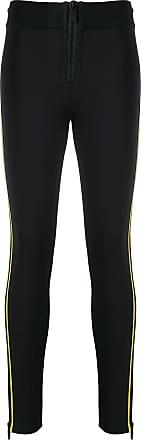 M Missoni Legging com listras contrastantes - Preto