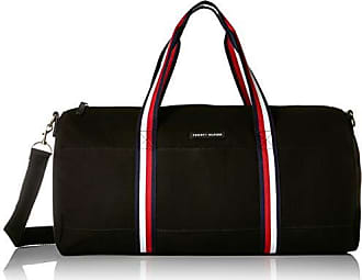 Tommy Hilfiger Duffle Bag Classic Canvas, Black