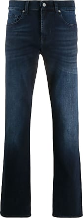 7 For All Mankind Calça jeans Slimmy Lux Performance - Azul
