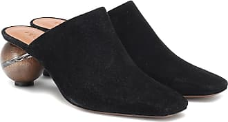 Neous Calanthe suede mules