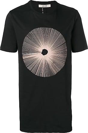 Damir Doma Camiseta longa com estampa - Preto