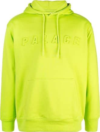 Palace Moletom com capuz e logo - Verde