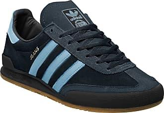 adidas Originals Jeans, Collegiate Navy-ash Blue-Gum, 12,5