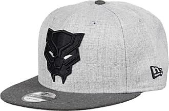 New Era 9FIFTY Marvel Black Panther Superhero Logo 950 Snapback Cap - One Size