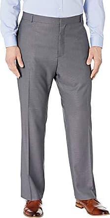 Perry Ellis Big and Tall Portfolio Mens B/&t Classic Nailhead Dress Pant