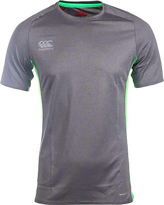 Canterbury Mens Ospreys 2018//19 Players Poly Rugby Training Singlet Grey Top
