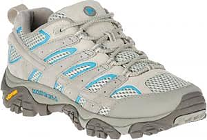 Merrell Womens Moab 2 Ventilator Low Hiking Shoes