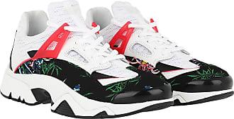 Kenzo Sneakers - Low Top Sneaker Black - colorful - Sneakers for ladies