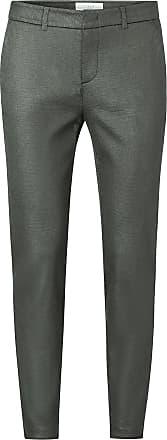 YaYa Tiefgrüne Metallic-Hose - 34