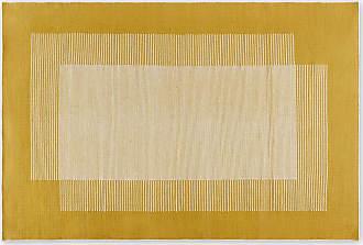 MADE.COM Caixa Teppich (160 x 230 cm), Senfgelb
