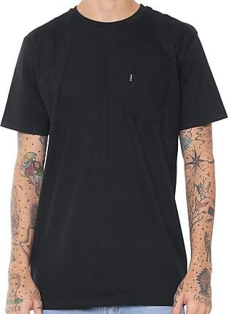Element Camiseta Element Minimal Pocket Preta