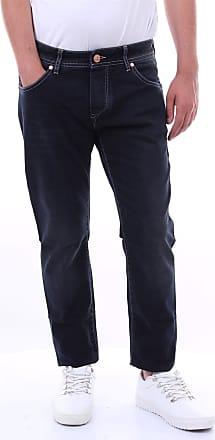 Barba Straight Blu scuro