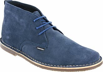 Lambretta Desert Boots Suede Selecter Flat Mens (UK 7 / EU 41, Jeans)