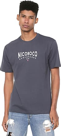 NICOBOCO Camiseta Nicoboco Drop Grafite