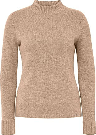 include Jumper in new milled wool and cashmere include beige