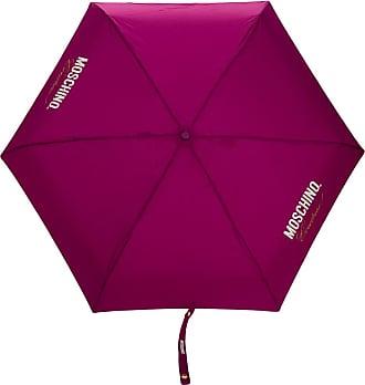 Moschino couture print umbrella - PURPLE