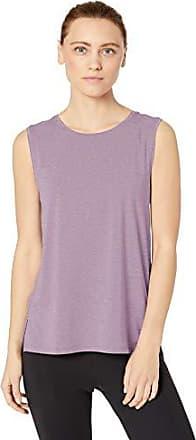 Brand Core 10 Womens Soft Pima Cotton Stretch Yoga Front-tie Sleeveless Tank