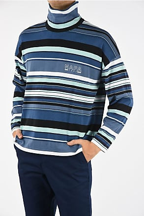 Napapijri Striped S-ORELLE Sweater Größe Xl
