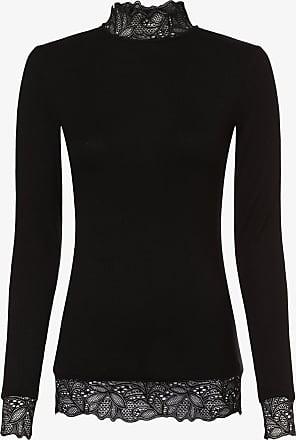 Y.A.S Damen Langarmshirt - YASElle schwarz