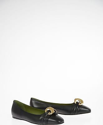 Gucci Leather HALF MOON ballet flats size 35,5