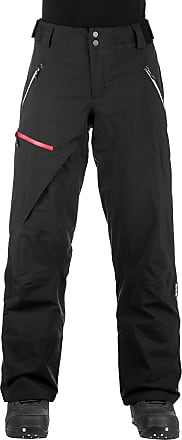 Ortovox 2L Swisswool Andermatt Pants black raven