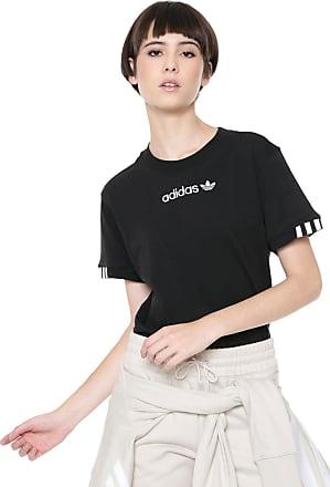 fff9128889ad3 adidas Originals Camiseta adidas Originals Coeeze Preta
