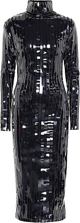 Y / Project Paneled midi dress