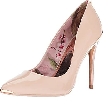 2d072811f6 Ted Baker Womens Kaawa 2 Pump, Nude Leather, 9 B(M) US