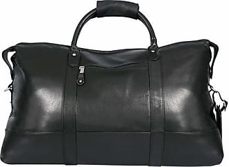 Canyon Outback Leather Falls Canyon 22 Travel Duffel Bag - Black
