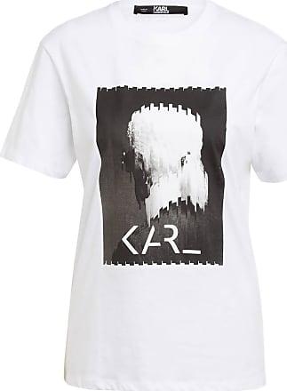 Karl Lagerfeld T-Shirt LEGEND - WEISS