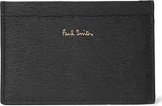 Paul Smith Textured-leather Cardholder - Black