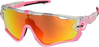 ae84895b26 Oakley Mens Jawbreaker Non-Polarized Iridium Rectangular Sunglasses