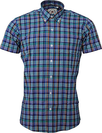 Relco Mens Checked Shirts (XXX Large, Multi)
