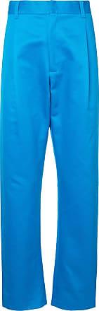 Ex Infinitas Cooler Future tailored trousers - Azul