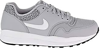Wolf Nike Basses Safari Homme Sneakers White Black 001 Gris EU Air Grey 43 6CqFwqWY