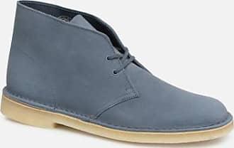 11db53e8d8 Clarks Desert Boot M - Stiefeletten & Boots für Herren / blau
