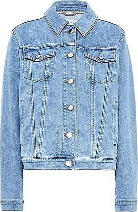 Gina Tricot Jeansjakke Solange Denim Jacket Svart Dame