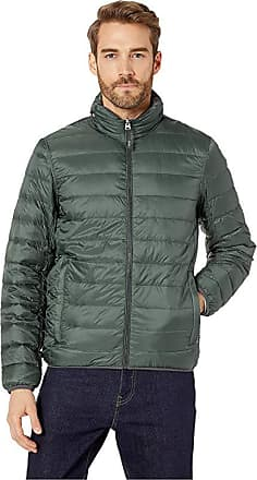 Mens Jackets Padded MA1 Bomber Casual Funnel Neck Lightweight Zipper Coat Top