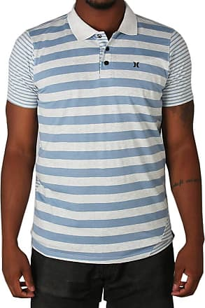 Hurley Polo Hurley Optic - Azul - G